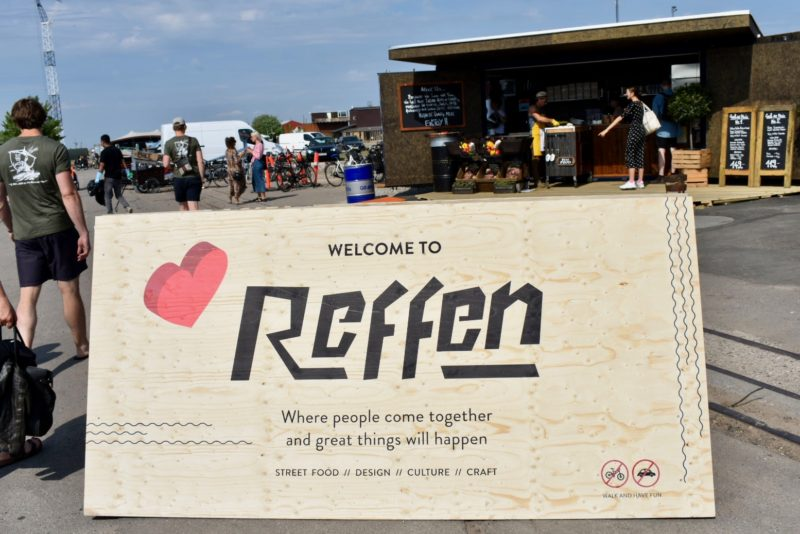opening of Reffen May 18th 2018