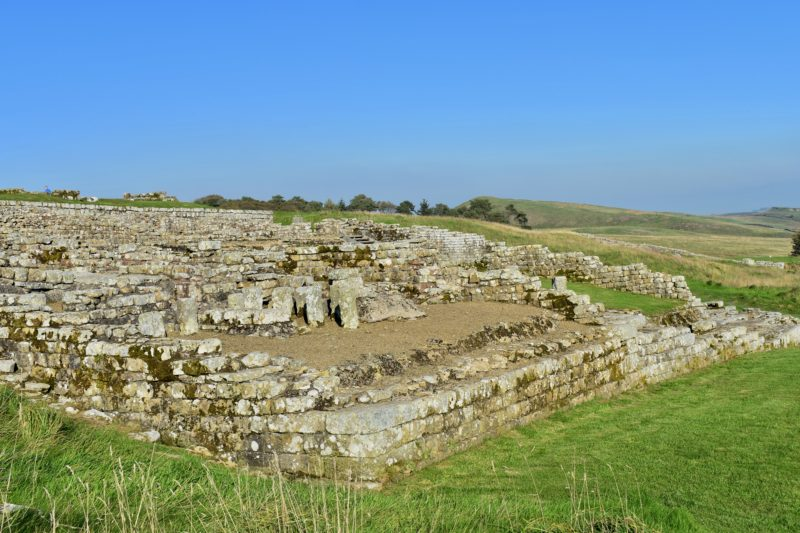 Homesteads on Hadrian's Wall