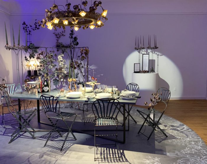 Royal Copenhagen Tables